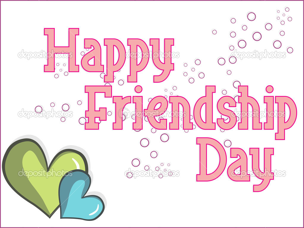Friendship day background
