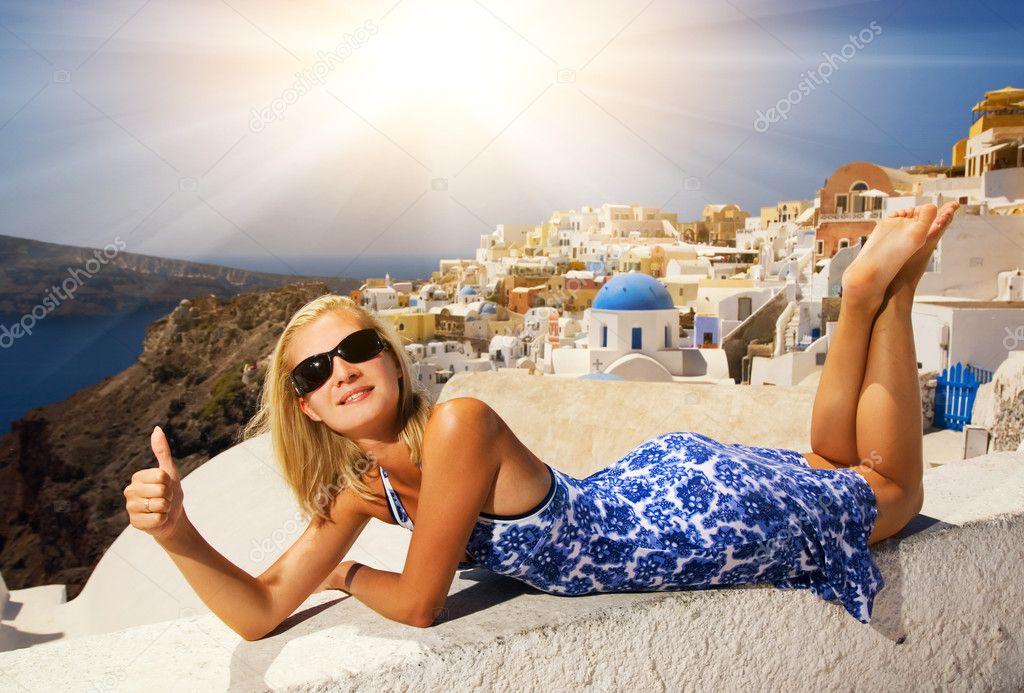 Секси девушка на острове фотогалерея фото 398-681