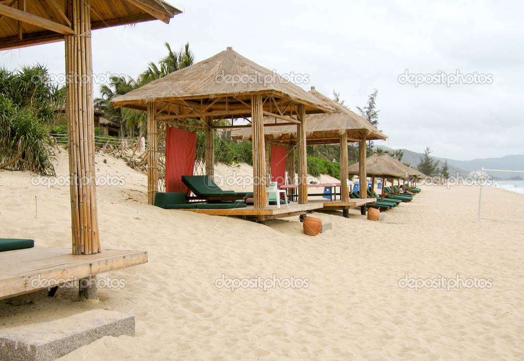 Ню пляж кабинки для переодевания фото 164-330