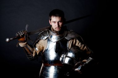 Picture of noble knight
