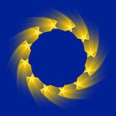 evropská unie vlajka
