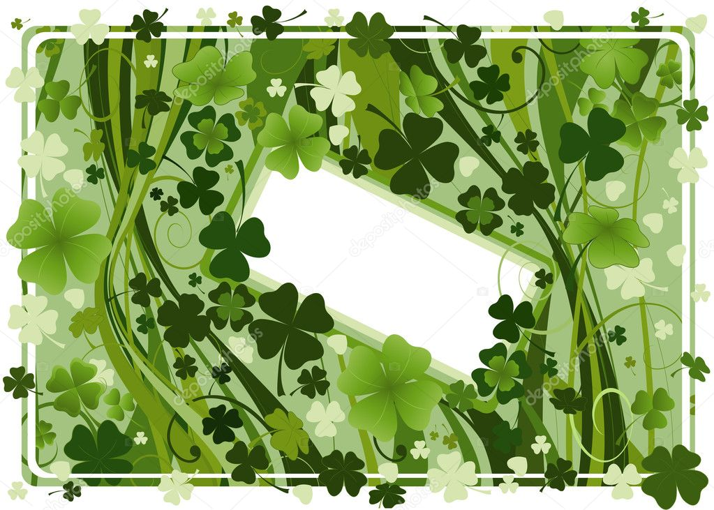 Design for St. Patrick