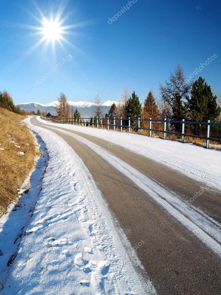 Road & The Sun