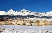 Fotografie The Tatra Mountains
