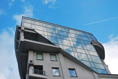 Unusual Modern Building