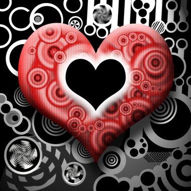 Black Hole Heart