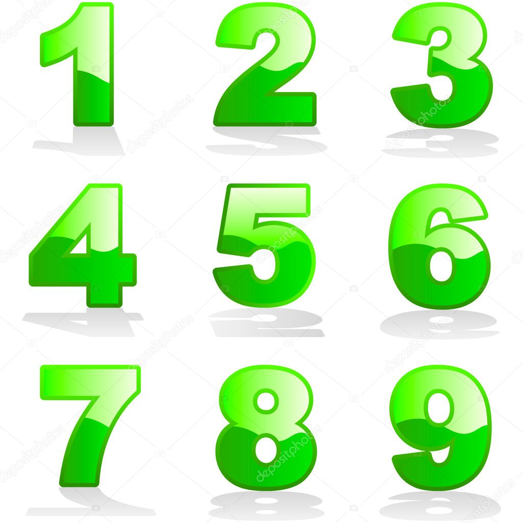 how to set number format in html