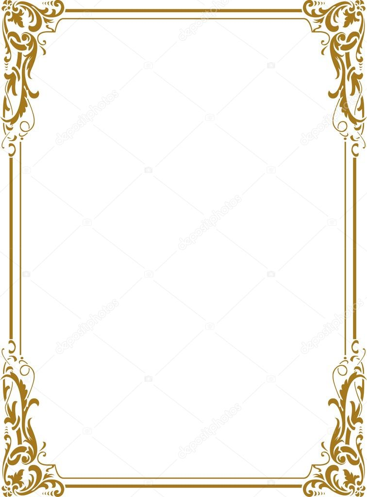 Elegant Template Vip Luxury Invitation Card Lace Ornament Place Text Floral Elements Ornate Background Vector as well Vintage Invitation Card Template With Damask Ornament And Vertical Curly Border Download Royalty Free Vector File Eps besides Bg moreover Depositphotos Stock Illustration Golden Border further Stock Photo Certificate Diploma Of  pletion Design Template Background Gold Floral Scroll Swirl. on swirl border template