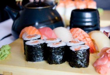 Sushi Set for Dinner