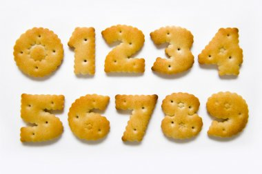 Appetizing numerals