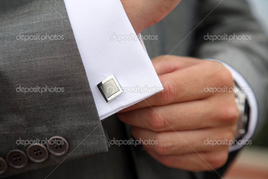Male business style