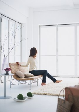 Interior woman's Lifestyles