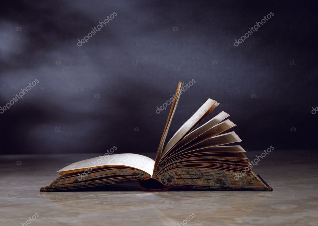 Paper notes and books