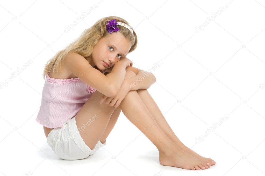 Teen girl feet pics