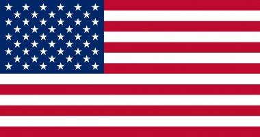 USA Flag Standard