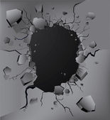 Fotografia muro di crash