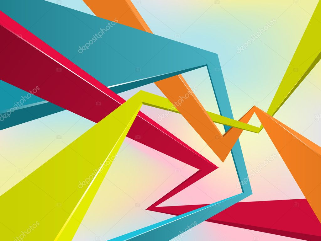 Abstraction background