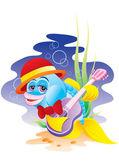 malé ryby s kytarou