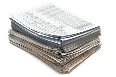 Bundle of documents