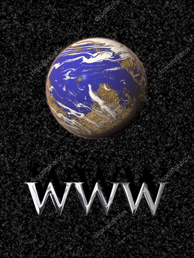 Internet Concept on the Universe