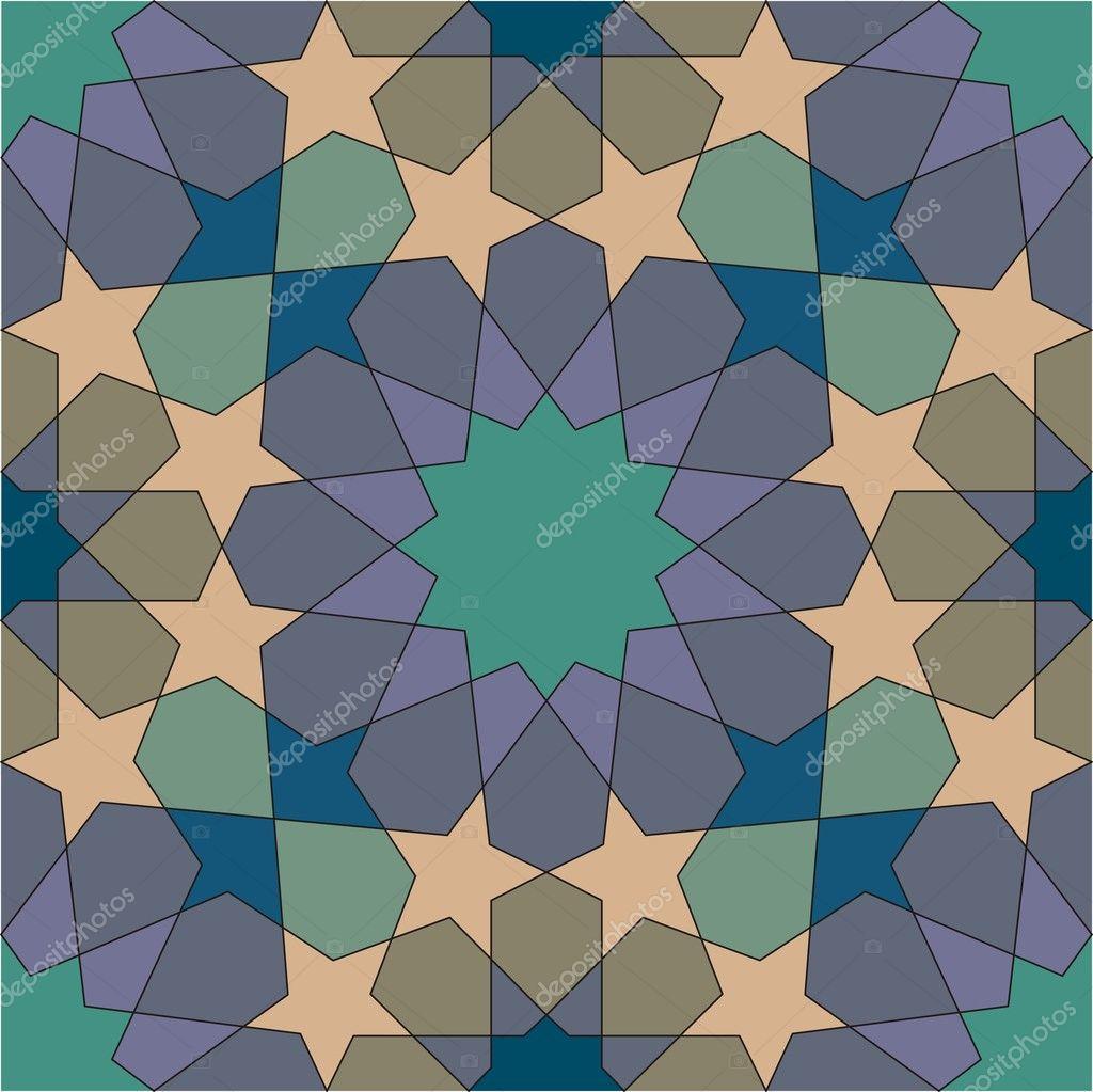 Rpeatable Seamless Pattern — Stock Vector © PatternShop #1479193