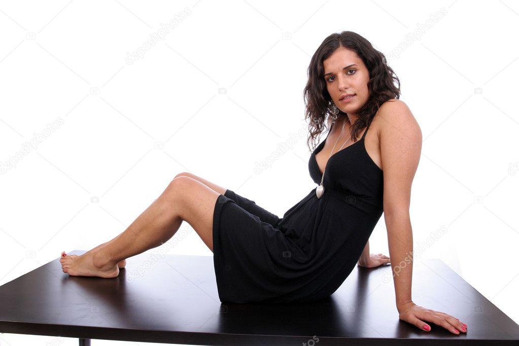 фото секретарша на компьютерном столе