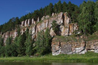 Chusovaya River, Perm Krai