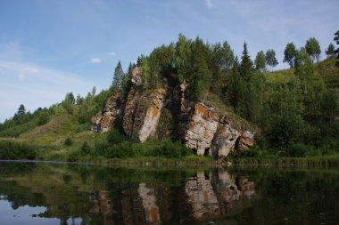 River Chusovaya