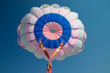 Parachute canopy