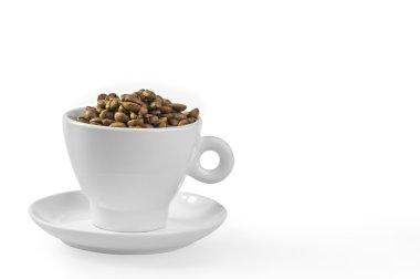 Coffee bean food