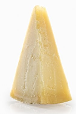 Parmesan cheese slice