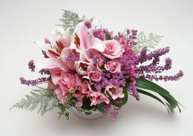 Bouquet of flower arrangement
