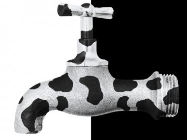 Cow tap