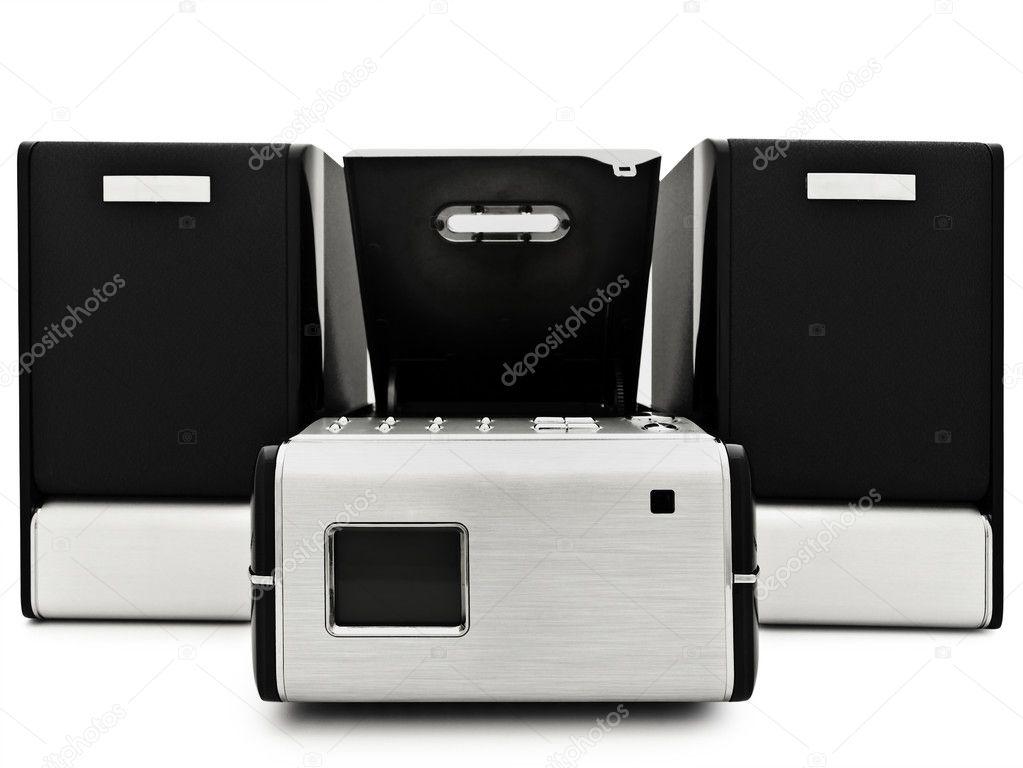 Mini Kühlschrank Mit Cd Player : Moderne digitale cd spieler u stockfoto s razvodovskij