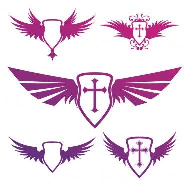 Shields & Wings