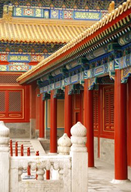 The forbidden city china