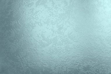 Cyan glass background