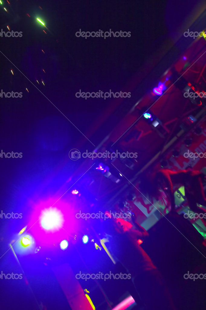 Abstract Party Club Background Stock Photo C Splav Sk 1531737