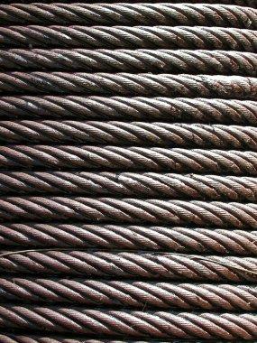 Texture metal vintage rusty steel