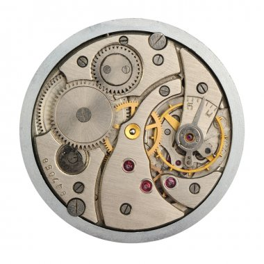 The mechanism of analog hours
