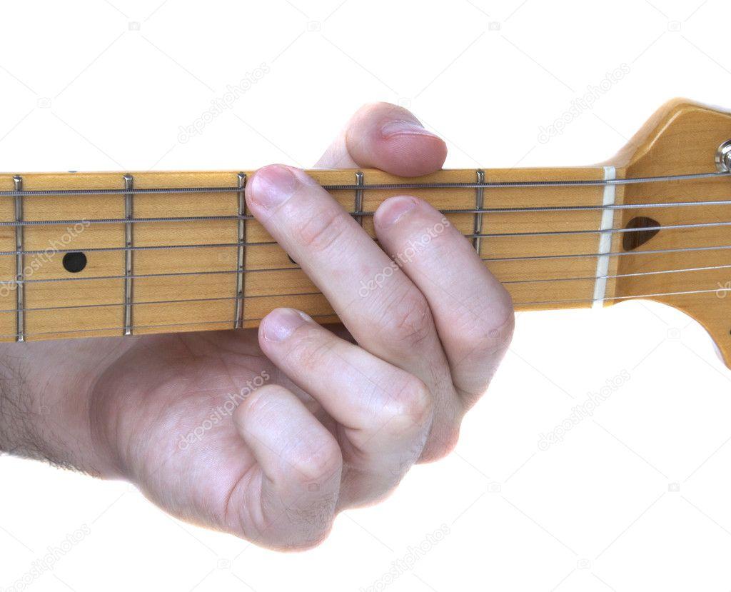 G Major Guitar Chord Stock Photo Deepspacedave 1535996