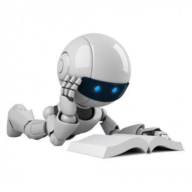 Funny robot read