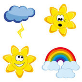 Fanny ikony počasí