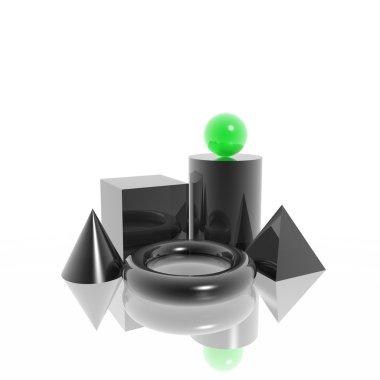 3D simple shapes