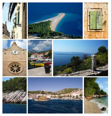 Photos from city Bol, Croatia