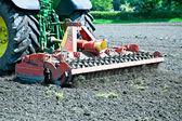 obděláváním půdy