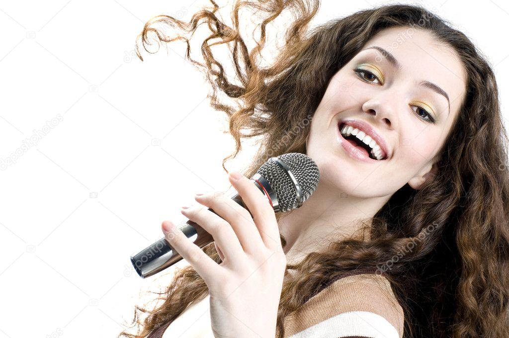Голос, как приманка