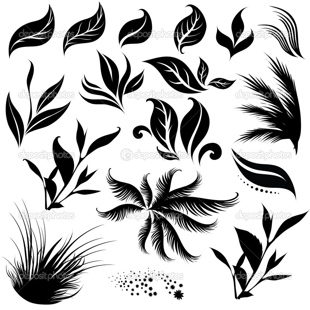 Plant design elemets