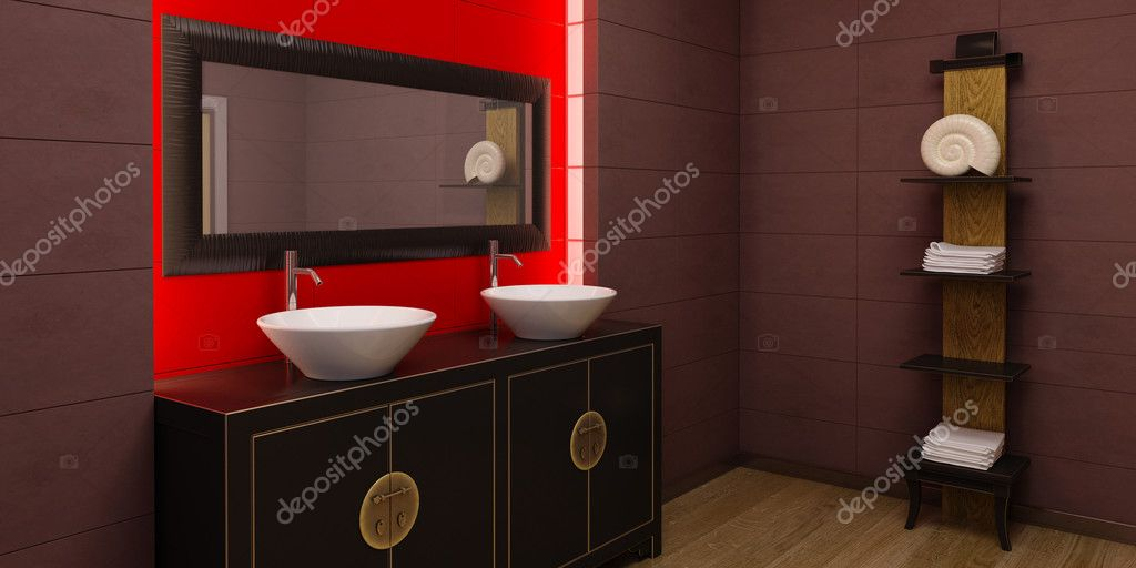 3d Rendering Of The Asian Bathroom U2014 Photo By Auriso Part 57