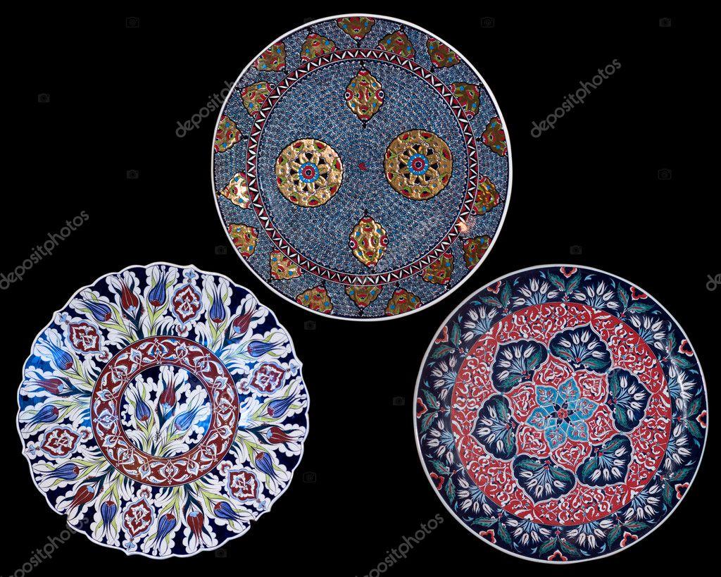 Turco ceramiche piatti decorati u foto di lilunli with for Piatti decorati